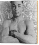 Henry Armstrong (1912-1988) Wood Print by Granger