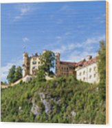 Holenschwangau Castle 2 Wood Print