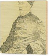 Horatio G. Wright Wood Print