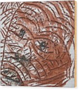 Horror - Tile Wood Print