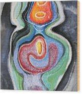 Hylomorphic Soul Wood Print