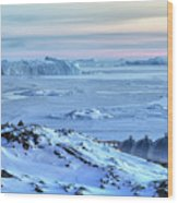 Ilulissat - Greenland Wood Print
