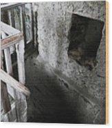 Inside The Castle Frankenstein Wood Print