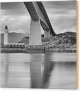 Isle Of Skye Bridge Wood Print