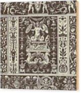 Italian Renaissance Wood Print