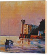 Italy - Trieste Gulf Wood Print