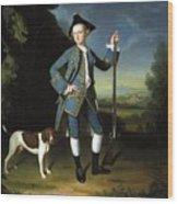 Jacob Morland Of Capplethwaite Wood Print