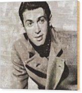 James Stewart Hollywood Actor Wood Print