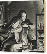 James Watt, Scottish Inventor Wood Print