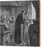 Jan Baptist Van Helmont, Flemish Chemist Wood Print