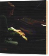 Jazz Estate 7 Wood Print