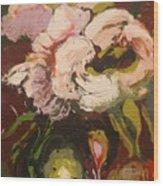 Jolie Fleur Wood Print