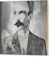 Jose Marti Wood Print