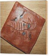 Journeys 10 - Tile Wood Print
