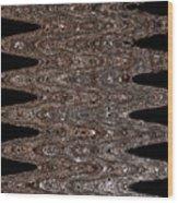 Juniper Tree Bark Abstract Wood Print