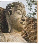 Kamphaeng Phet Wood Print