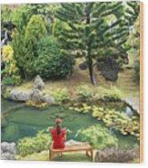 Kauai, Kilauea Wood Print