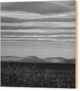 Kintyre Plus Sixteen Wood Print