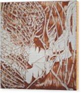 Kiss - Tile Wood Print
