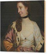 Lady Sondes Wood Print