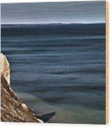 Lake Ontario At Sodus Bay Wood Print
