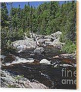 Lake Superior Provincial Park Wood Print