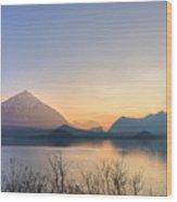 Lake Thun - Switzerland Wood Print