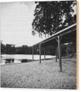 Lake Waubeeka  Wood Print