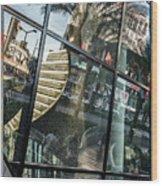 Las Vegas Strip 0271 Wood Print
