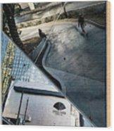 Las Vegas Strip 0280 Wood Print