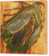 Last Bus - Tile Wood Print