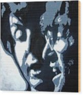 Lennon And Mccarthy Wood Print