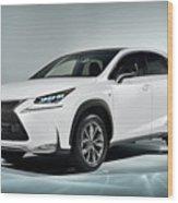 Lexus Nx 300h F Sport 2014 1920x1200 010 Wood Print