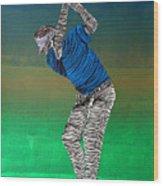 Lib-581 Wood Print