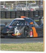 Ligier Js P3 Le Mans Prototype 3 Lmp3 Wood Print