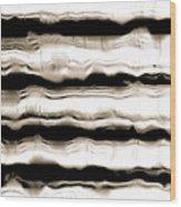 Like A Daydream Wood Print by Bonnie Bruno