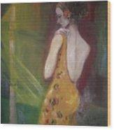 Lili Wood Print