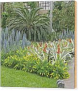 Longwood Gardens Conservatory  Wood Print