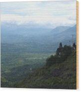 Lookouts Wood Print