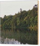 Lough Gill Co Sligo Ireland Wood Print
