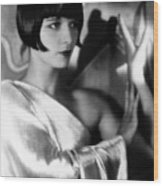 Louise Brooks, Ca. 1929 Wood Print