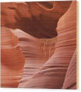 Lower Antelope Canyon 2 7934 Wood Print