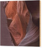 Lower Antelope Canyon 2 7951 Wood Print