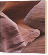 Lower Antelope Canyon 2 7978 Wood Print