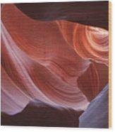 Lower Antelope Canyon 7729 Wood Print