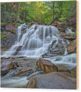 Lower Kaaterskill Falls Wood Print