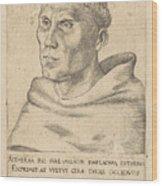 Lucas Cranach The Elder Wood Print