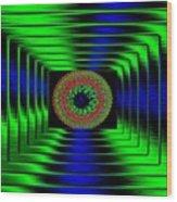 Luminous Energy 5 Wood Print by Will Borden