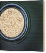 Macro Closeup Wine Bottle Cork Wood Print