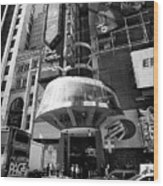 Madame Tussauds New York City Usa Wood Print